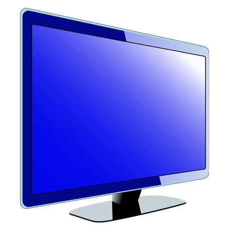 TV Stock Vector - 6747696