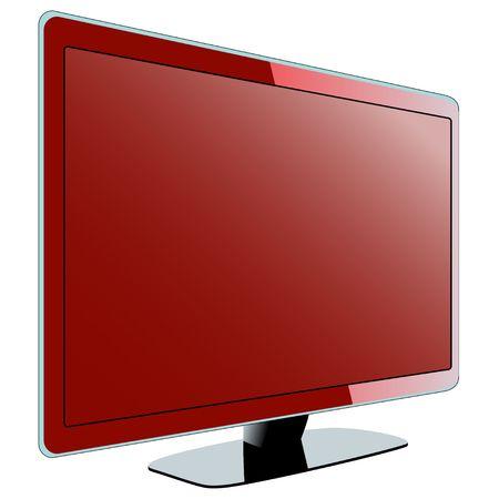 TV Stock Vector - 6747697