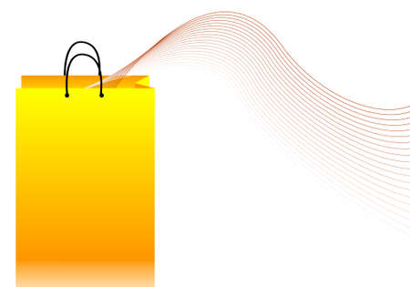 Shopping bag  Stock Vector - 6833132