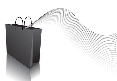 Shopping bag Stock Vector - 6833133