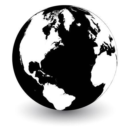 globe  Stock Vector - 6833199