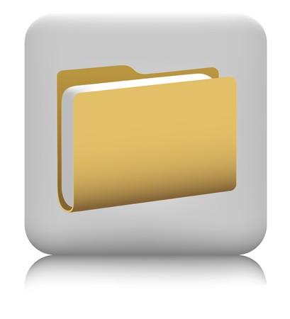 Vector folder  Illustration