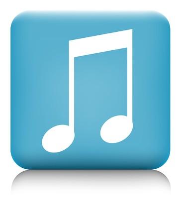 Icona della musica  Vettoriali