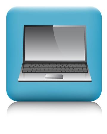 Laptop Stock Vector - 7233219