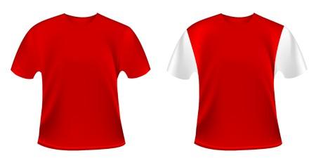 t-shirt  Stock Vector - 7386461