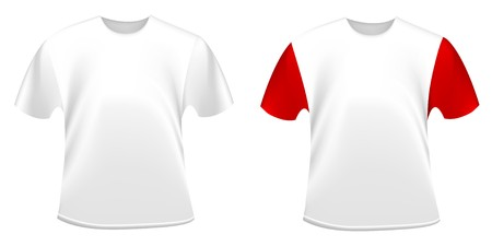 t-shirts Stock Vector - 7386447