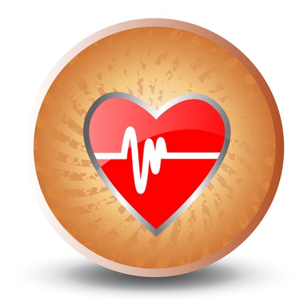Heart  Stock Vector - 7434407