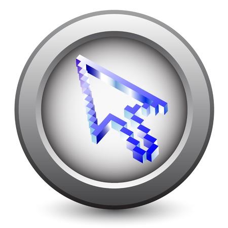 mouse cursor: Vector mouse cursor