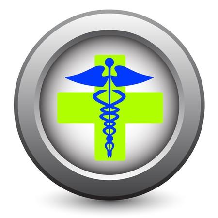 aesculapius: Caduceo medica