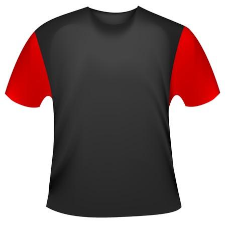 t-shirt Stock Vector - 7919783