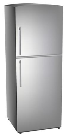 refrigerador: Refrigerador, ilustraci�n