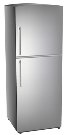 Refrigerator, illustration