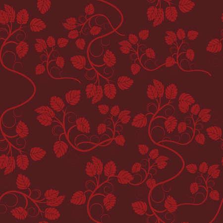 Seamless wallpaper  Stock Vector - 8001621