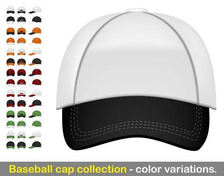 gorro: Colecci�n de mega de gorra de b�isbol
