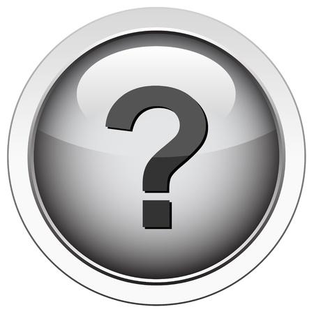 Question icon Vector