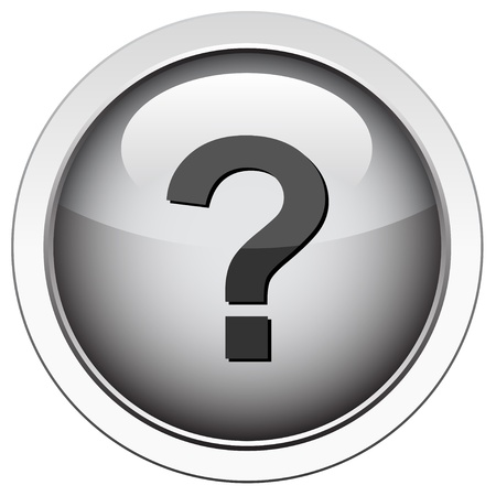 asking question: Question icon