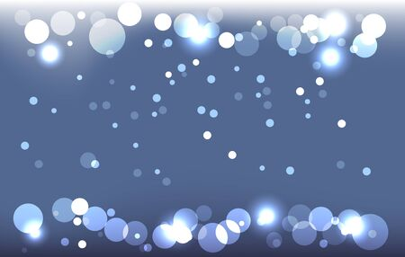 Sparkling Blue Background Stock Vector - 10281751