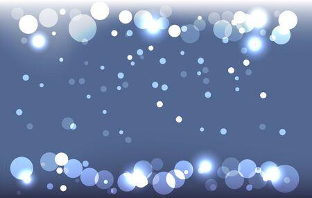 Sparkling Blue Background Stock Vector - 10281751