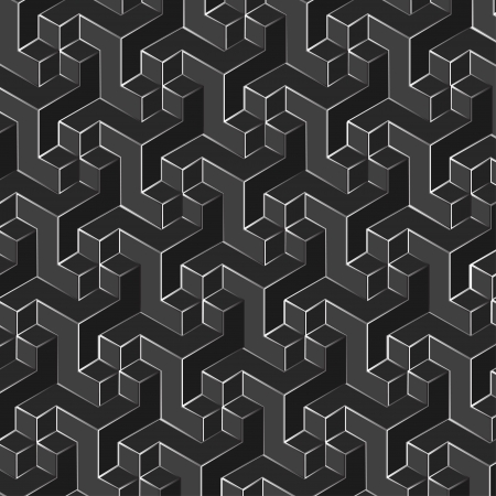 Isometric Background Vector