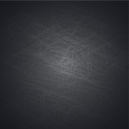 Scratched Gray Background Vector