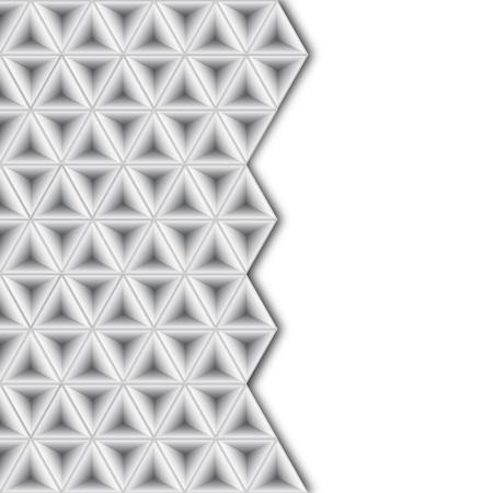 3d White Texture Stock Vector - 15369695