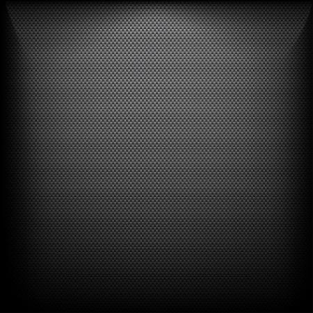 Carbon Fiber Background Texture Vector