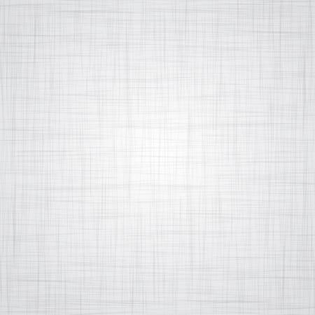 Textura de lino blanco Ilustración de vector