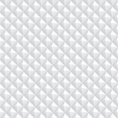 White Seamless Texture Stock Vector - 17604469