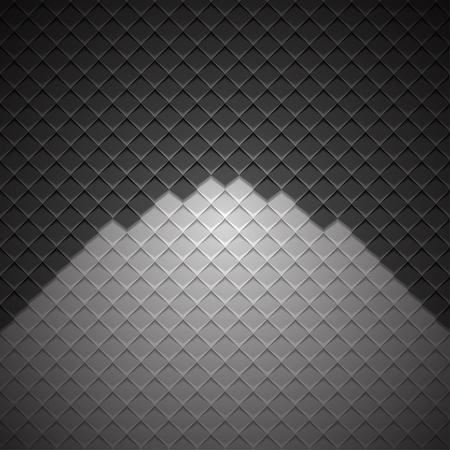 Geometric 3d Texture Stock Vector - 18230877