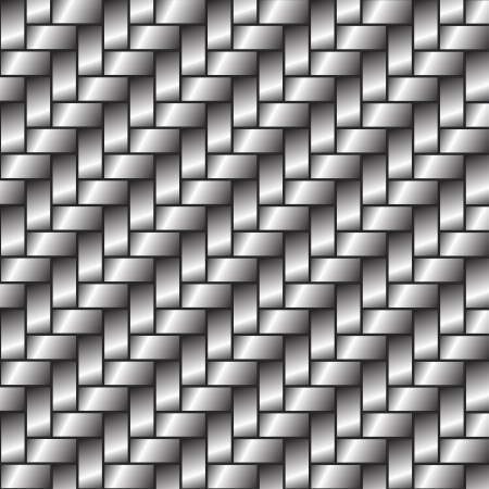 fibers: Metal Background