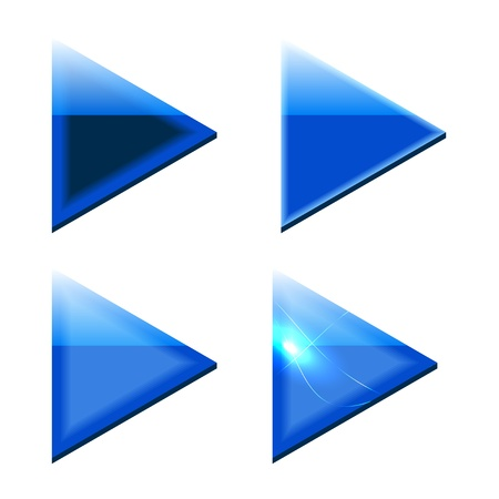 designator: Flechas Azules