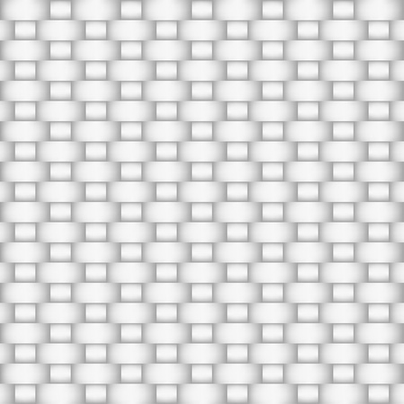 White Textile Stock Vector - 18513771