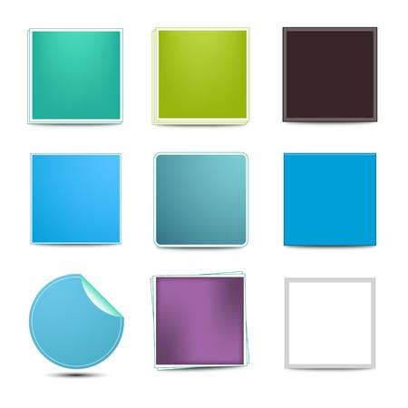 Icon or Avatar Frames Stock Vector - 18688416