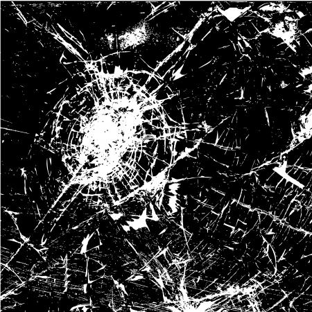 Broken Glass Stock Vector - 23165801