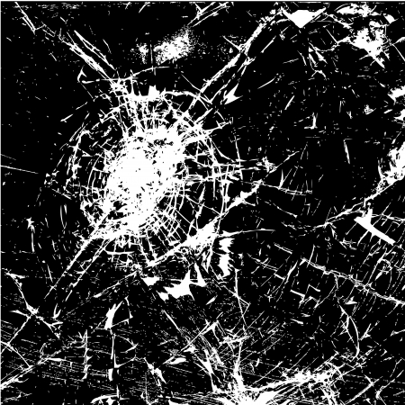 broken glass: Broken Glass