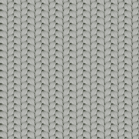 Wool Texture Illustration