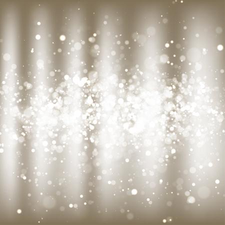 blurred lights: Bokeh Christmas Background