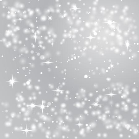 blink: Snowflake Forsty Background 3 Illustration