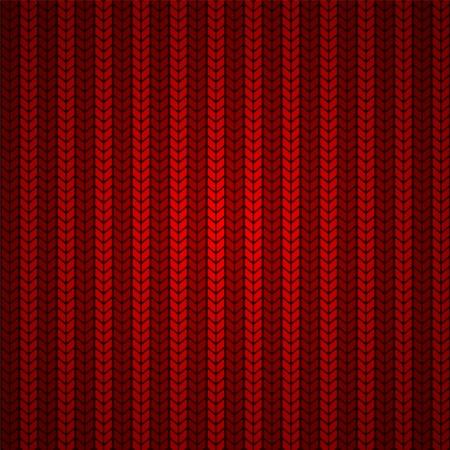 textura lana: Textura de lana roja
