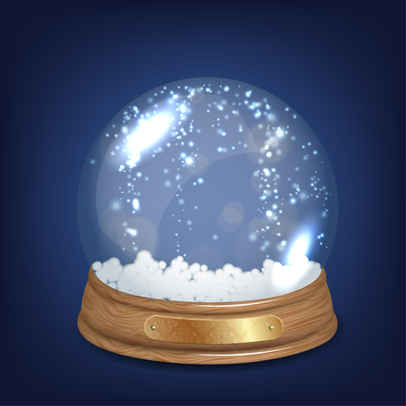snowglobe: Empty Snowglobe