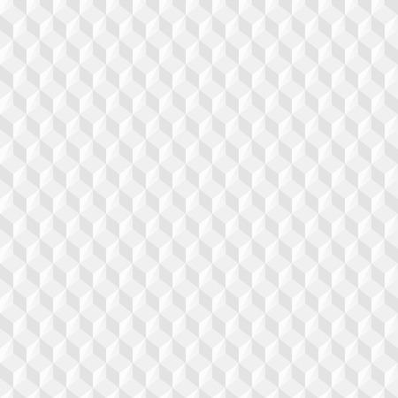 White Cubes Texture Illustration