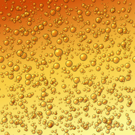 beer texture: Water Drops on Orange Surface