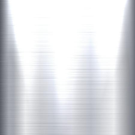 brushed aluminum: Aluminio cepillado
