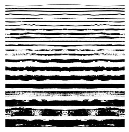 shaky: Seamless Ink Brushes