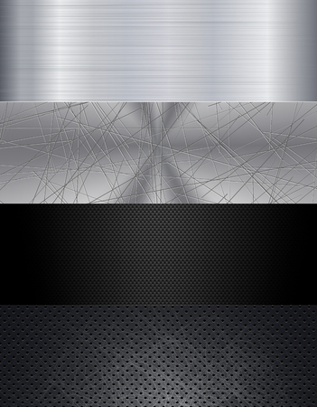 platinum style: Metal Backgrounds