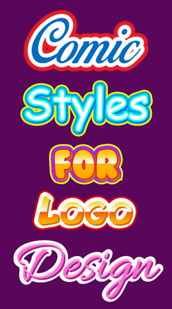 illustrators: Logo Styles. Use Ais Graphic Styles panel to apply this style. Illustration