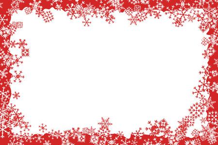 marcos decorativos: Marco de Navidad