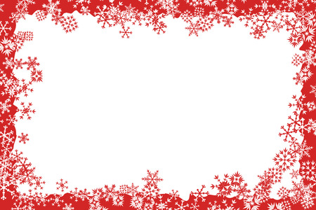 Weihnachten Rahmen Standard-Bild - 33788680