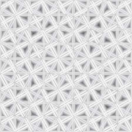 on white: White Pattern