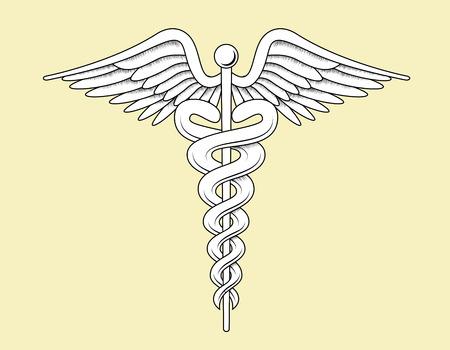 caduceus symbol: Medical Caduceus